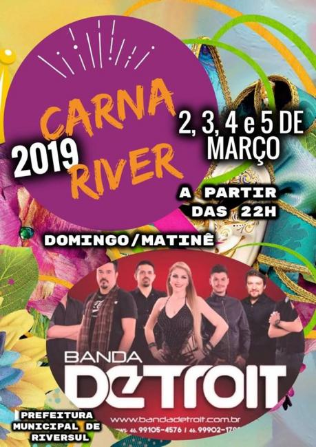 Carna River 2019